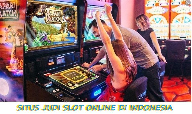 SITUS JUDI SLOT ONLINE DI INDONESIA