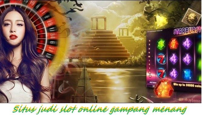 Slot Online Gampang Menang Ada Di Situs Judi Terbesar Dan Terlengkap