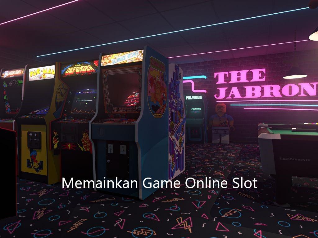 Menang Judi Online Slot